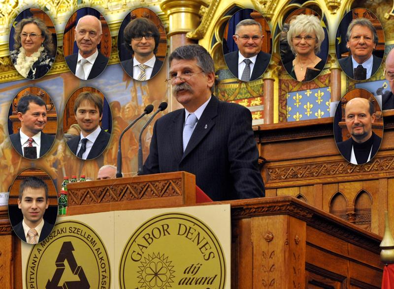 Gábor Dénes-díj 2012