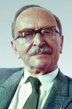 Gábor Dénes portré