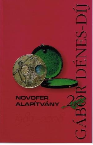 Gábor Dénes-díj kiadvány